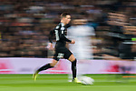Giovani Lo Celso of Paris Saint Germain in action during the UEFA Champions League 2017-18 Round of 16 (1st leg) match between Real Madrid vs Paris Saint Germain at Estadio Santiago Bernabeu on February 14 2018 in Madrid, Spain. Photo by Diego Souto / Power Sport Images