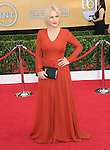 Patricia Arquette attends The 20th SAG Awards held at The Shrine Auditorium in Los Angeles, California on January 18,2014                                                                               © 2014 Hollywood Press Agency