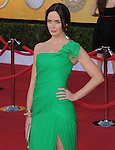 Emily Blunt at the 18th Screen Actors Guild Awards held at The Shrine Auditorium in Los Angeles, California on January 29,2012                                                                               © 2012 Hollywood Press Agency