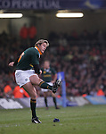 Wales v South Africa 2005