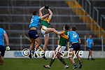 James McCarthy, Dublin in action against Diarmuid O'Connor, Kerry during the Allianz Football League Division 1 South between Kerry and Dublin at Semple Stadium, Thurles on Sunday.