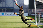 Atletico de Madrid's Jan Oblack during training session. October 19,2020.(ALTERPHOTOS/Atletico de Madrid/Pool)