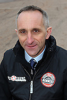 Neil Vatcher of Lakeside Hammers - Lakeside Hammers Speedway Press & Practice Day at Arena Essex Raceway - 20/03/15 - MANDATORY CREDIT: Gavin Ellis/TGSPHOTO - Self billing applies where appropriate - contact@tgsphoto.co.uk - NO UNPAID USE
