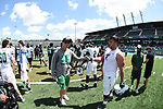 Selected images from the Tulane Football Spring game held at Yulman Stadium on April 22, 2017.