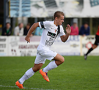 SK Deinze : Alessio Staelens<br /> foto VDB / BART VANDENBROUCKE