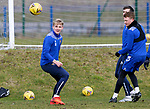 St Johnstone Training... 05.03.21<br />Ali McCann pictured during training at McDiarmid Park this morning...<br />Picture by Graeme Hart.<br />Copyright Perthshire Picture Agency<br />Tel: 01738 623350  Mobile: 07990 594431