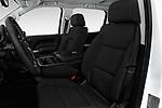 Front seat view of 2018 Chevrolet Silverado-1500 LT-Crew 4 Door Pick-up Front Seat  car photos