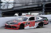 #20: Christopher Bell, Joe Gibbs Racing, Toyota Supra McCall's Supply Ruud