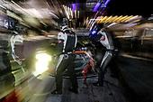 #69 HART Acura NSX GT3, GTD: Chad Gilsinger, Ryan Eversley, Tom Dyer, pit stop