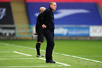 Steve Cooper Head Coach of Swansea City during the Sky Bet Championship match between Swansea City and Bristol City at the Liberty Stadium in Swansea, Wales, UK. Saturday 18 July 2020