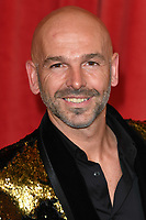Nathan Sussex<br /> arriving for The British Soap Awards 2019 at the Lowry Theatre, Manchester<br /> <br /> ©Ash Knotek  D3505  01/06/2019