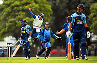 201121 Ewen Chatfield Trophy Cricket - Hutt District v Johnsonville