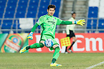 Ulsan Hyundai Goalkeeper Kim Yongdae in action during the AFC Champions League 2017 Group E match between Ulsan Hyundai FC (KOR) vs Brisbane Roar (AUS) at the Ulsan Munsu Football Stadium on 28 February 2017 in Ulsan, South Korea. Photo by Victor Fraile / Power Sport Images
