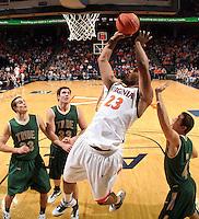 20101112 William & Mary NCAA men's basketball