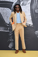 "Sheldon Shepherd<br /> arriving for the premiere of ""Yardie"" at the BFI South Bank, London<br /> <br /> ©Ash Knotek  D3422  21/08/2018"