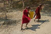 Sagaing Mandalay, Myanmar