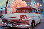 Country Squire, Clarkdale, Arizona (Infrared)
