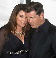 Pierce Brosnan wife Keely Shave Smith 2010<br /> Photo By John Barrett/PHOTOlink
