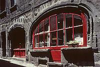 """Europe/France/Auvergne/63/Puy-de-Dôme/Besse-en-Chandesse: """"Taule"""" XVème siècle - Rue de la Boucherie"""