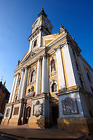 The Great Church ( Nagy Templom) , Hungary Kecskemét