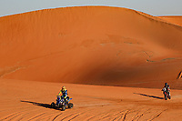 268 Pedemonte Italo (chl), Yamaha, Enrico Racing Team, Quad, action during Stage 11 of the Dakar 2020 between Shubaytah and Haradh, 744 km - SS 379 km, in Saudi Arabia, on January 16, 2020  <br /> Rally Dakar <br /> 16/01/2020 <br /> Photo DPPI / Panoramic / Insidefoto