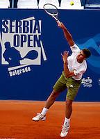 Marko Djokovic Sport Tenis Tennis Atp Serbia Open 2009 Beograd Srbija 2-10.5.2009. (credit image © photo: Pedja Milosavljevic / STARSPORT)