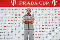 11th February 2021, Auckland, New Zealand;  Luna Rossa Prada Pirelli Team CEO Max Sirena. PRADA Cup Final Opening press conference at the PRADA media centre, America's Cup Race Village, Halsey Wharf, Auckland on Thursday 11th February 2021.