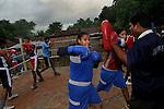 Muslim Boxers of Kolkata