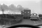 Man jumping off the back of a lorry Yorkshire<br />