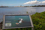 USS Arizona Memorial Interpretive Panel, Pearl Harbor
