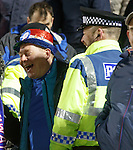 Pogo and the Polis having a laugh