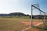 General view of FC Avenir Flaxweiler Football Ground, Luxembourg