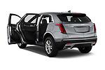 Car images of 2022 Cadillac XT5 Premium-Luxury-2.0L-FWD 5 Door suv Doors