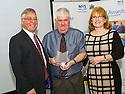 Recognising Our People Awards : Volunteers Award : Winner : Roy Gordon, Volunteer, Emergency Department.
