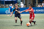 U-10 Cup Final - HKFC Soccer Section v AIFA during the Juniors tournament of the HKFC Citi Soccer Sevens on 22 May 2016 in the Hong Kong Footbal Club, Hong Kong, China. Photo by Lim Weixiang / Power Sport Images