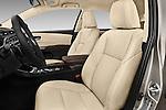 Front seat view of 2018 Toyota Avalon XLE 4 Door Sedan Front Seat  car photos