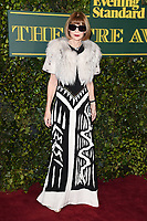 Anna Wintour<br /> arriving for the 2017 Evening Standard Theatre Awards at the Theatre Royal Drury Lane, London<br /> <br /> <br /> ©Ash Knotek  D3355  03/12/2017 arriving for the 2017 Evening Standard Theatre Awards at the Theatre Royal Drury Lane, London<br /> <br /> <br /> ©Ash Knotek  D3355  03/12/2017