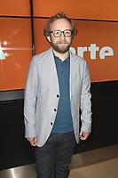 Nicolas PARISER - Conference de rentree chaine TV ARTE le 24/08/2017, Paris, France
