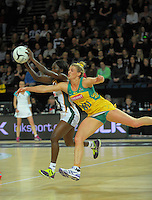 160827 Netball Quad Series - Australia Diamonds v South Africa Proteas