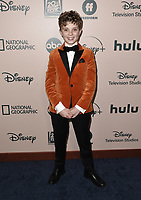 BEVERLY HILLS - JANUARY 5: Roman Griffin Davis attends The Walt Disney Company 2020 Golden Globe Awards Nominee Celebration at The Disney Terrace on the Roof Deck at the Beverly Hilton on January 5, 2020 in Beverly Hills, California. (Photo by Scott Kirkland/The Walt Disney Company/PictureGroup)