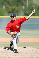 Robert Fish - Los Angeles Angels, 2009 Instructional League.Photo by:  Bill Mitchell/Four Seam Images..