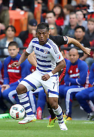 Washington, D.C. - Saturday, March 26, 2016: FC Dallas defeated D.C. United 3-0 in a MLS match at RFK Stadium..