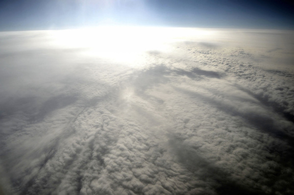 Light From The Heavens at 28,000'