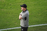 Trainer Steffen Baumgart (SC Paderborn 07)<br /> <br /> - 08.11.2020: Fussball 2. Bundesliga, Saison 20/21, Spieltag 7, SV Darmstadt 98 - SC Paderborn 07, emonline, emspor, <br /> <br /> Foto: Marc Schueler/Sportpics.de<br /> Nur für journalistische Zwecke. Only for editorial use. (DFL/DFB REGULATIONS PROHIBIT ANY USE OF PHOTOGRAPHS as IMAGE SEQUENCES and/or QUASI-VIDEO)