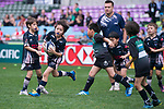 Mini + Youth Rugby showcase as part of the HSBC Hong Kong Rugby Sevens 2017 on 08 April 2017 in Hong Kong Stadium, Hong Kong, China. Photo by Marcio Rodrigo Machado / Power Sport Images