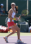 March 27 2017:  Martina Hingis (SUI)/Yung-Jan Chan (TPE) defeats Ashleigh Barty (AUS)/Casey Dellacqua (AUS) by 6-2, 6-3, at the Miami Open being played at Crandon Park Tennis Center in Miami, Key Biscayne, Florida.