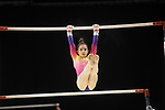 British Gymnastics Championships 2017<br /> The Liverpool Echo Arena<br /> Zoe Simmons The Academy<br /> 24.03.17<br /> ©Steve Pope - Sportingwales