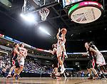 Huron vs Washington Boys AA Basketball Tournament