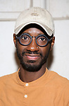 """Donja Love attends the Broadway Opening Night for the MTC  production of  """"The Height Of The Storm"""" at Samuel J. Friedman Theatre on September 24, 2019 in New York City."""