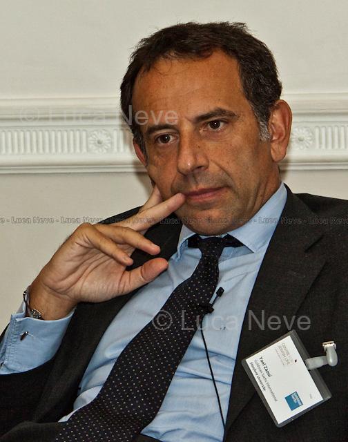 Yoel Zaoui, Goldman Sachs Manager - London 2011